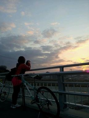 自転車ツアー!