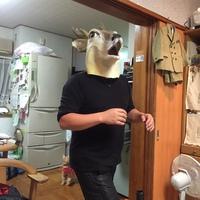 バンビーノ藤田と狩猟に行きました。前夜祭