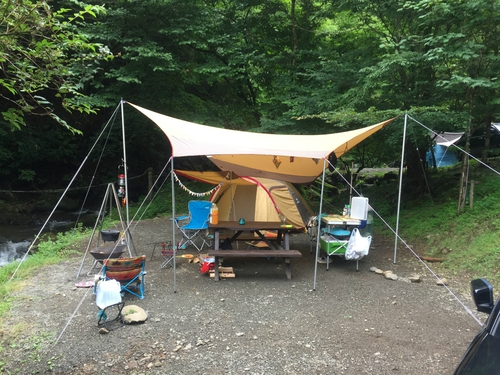 危ない夜会で行ったのはここ!「ボスコオートキャンプ場」