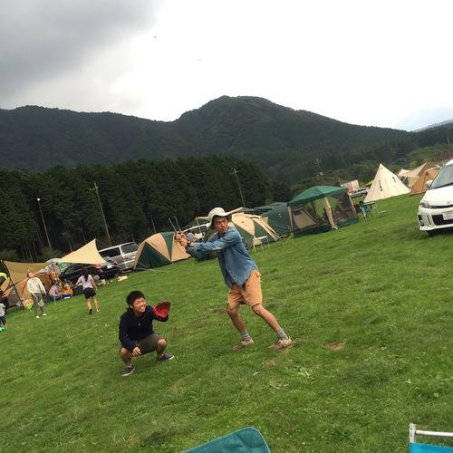 静岡県ふもとっぱらキャンプ場でキャンプ!~青空麻雀~