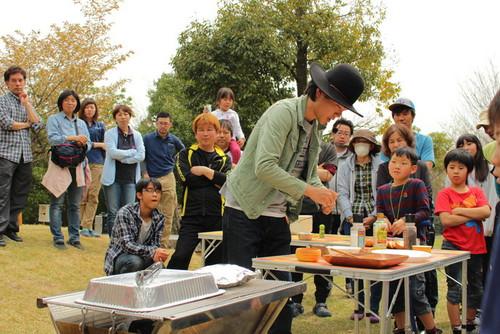 三重県「青川峡キャンピングパーク」の周年イベント!