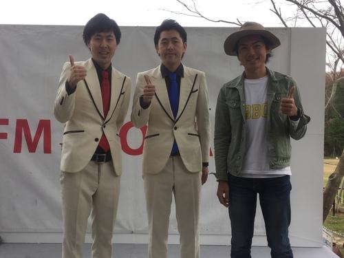 吉田たちと芦屋でバーベキュー!