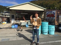 兵庫県相生市に牡蠣を買いに行くの巻
