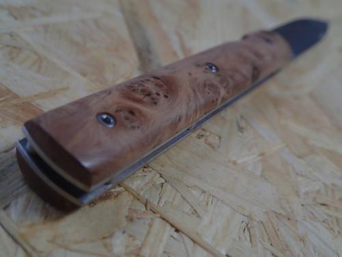 何たる美!フランス製ナイフ「Perceval(ペルスヴァル)」