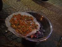 ベトナム風ライスペーパーピザの作り方!