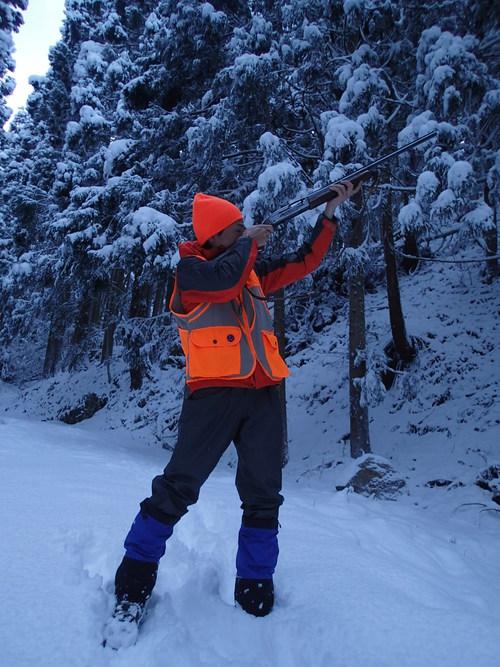 今季最後の狩猟に行ってきました