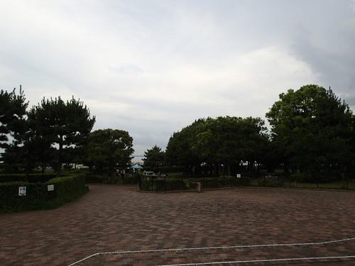 城南島海浜公園キャンプ場