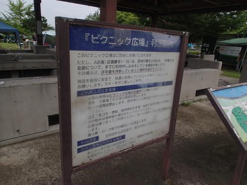 ビビる大木さんと戸田川緑地でBBQ!