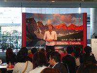 カナダ大使館でバーベキュー!その2