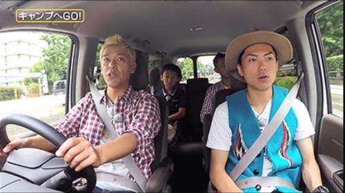 ロンブー亮さんと「HONDAステップワゴン」の動画に登場!