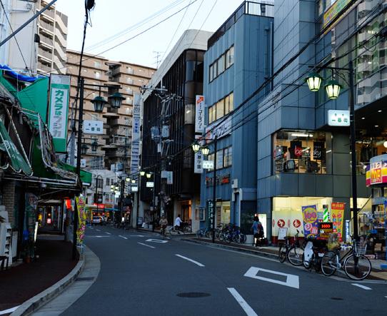 豊中駅前一番街商店街