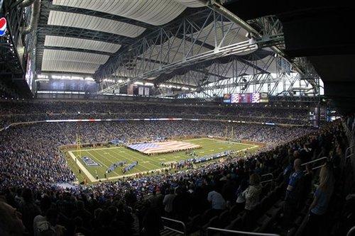 2012 NFL Week12 テキサンズvsライオンズ