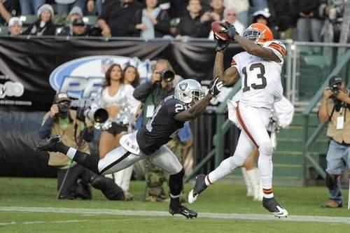 2012 NFL Week13 ブラウンズvsレイダース
