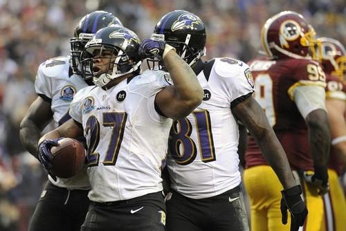 2012 NFL Week14 レイブンズvsレッドスキンズ
