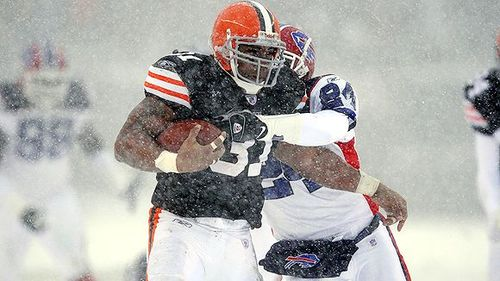 NFL TOP10 BAD Weather Game