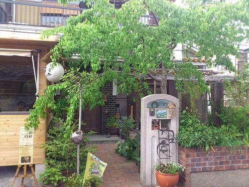 吹田・泉町 そばカフェ「空庵」