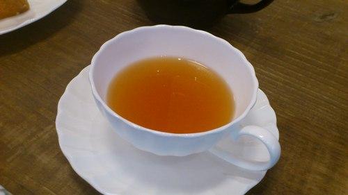 箕面市白島「テクテク紅茶や」