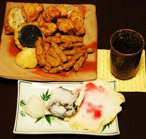 豊南市場 ~お酒に合う食材とおやつ、お薬編~