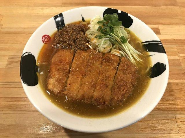 【限定】Curry台湾ラーメン 850円