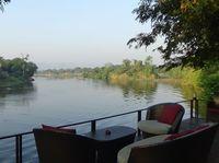 バンコク近郊のリゾート タイ・カンチャナブリ