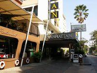 バンコクの便利な中級ホテル マンハッタンホテル