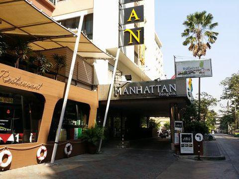 マンハッタンホテル バンコク
