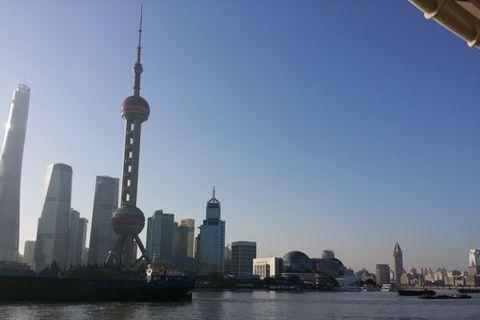 クルーズ 上海