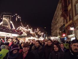 クリスマスマーケット フランクフルト2