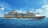 世界最大船 ハーモニー・オブ・ザ・シーズ 地中海・カリブ海クルーズ