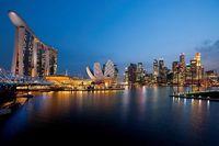 年末年始 香港・台北・シンガポール・プーケット