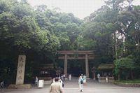 パワースポット  三輪山・大神神社(おおみわじんじゃ)