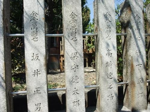 藤森神社摂津