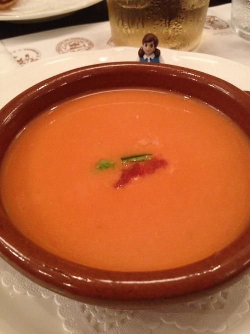 スペインバスク料理アマ・ルール