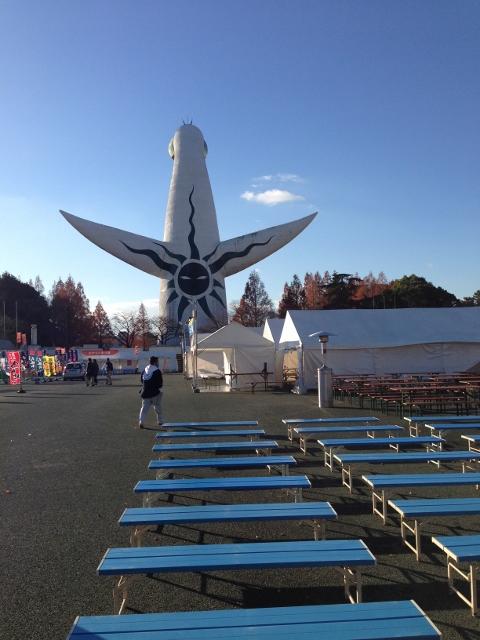 ラーメンエキスポ2013in万博公園