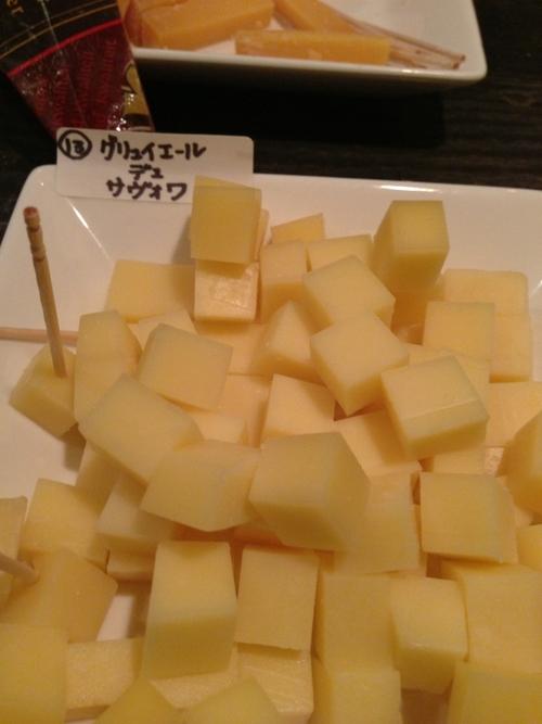 チーズまみれの会