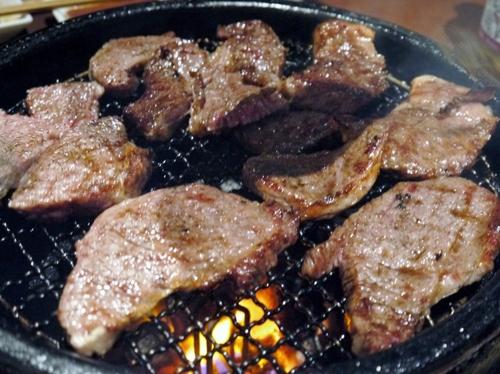 2011年の肉納会ポッサムチプ