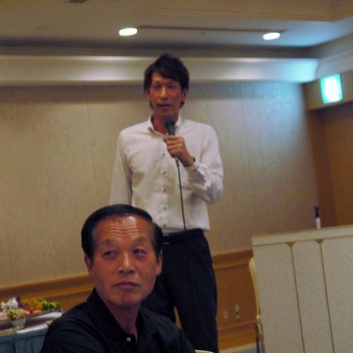 大阪商業バスケットボール部同窓会?